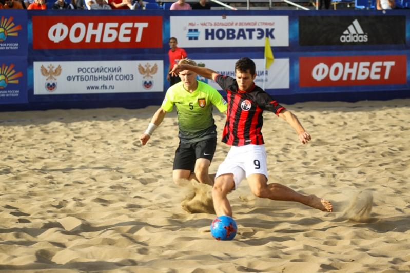 фонбет пляжный футбол
