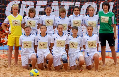 женские команды по футболу в москве выпускаемое